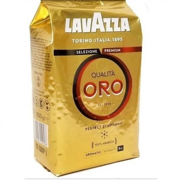 Кофе в зернах Lavazza ORO Qualita 1кг