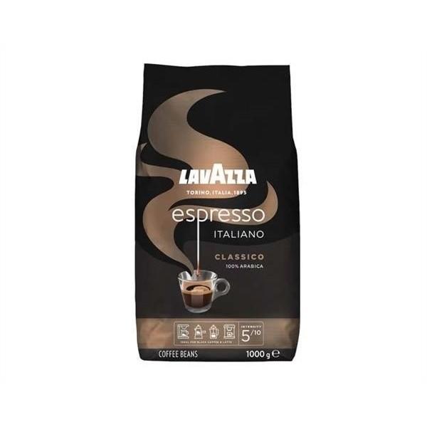 Кофе в зернах Lavazza Espresso Italiano Classico, 1 кг