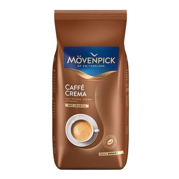 Кофе в зернах Movenpick cafe crema 1000 г