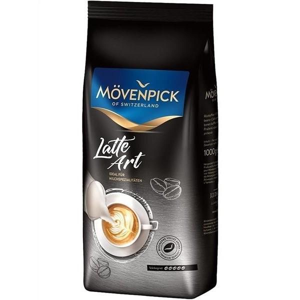 Кофе в зёрнах Movenpick Latte ART 1 кг.